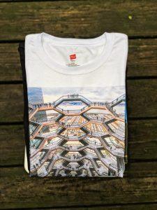 Rush T-shirt printing new york